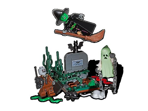 850487 Ensemble d'accessoires d'Halloween