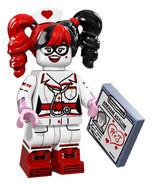 Harley Quinn nurse 1