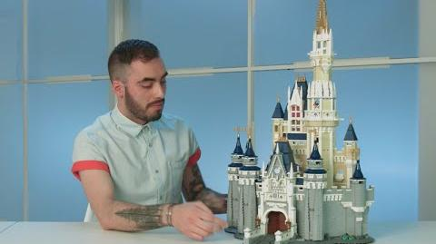 The Disney Castle - LEGO - 71040 Designer Video