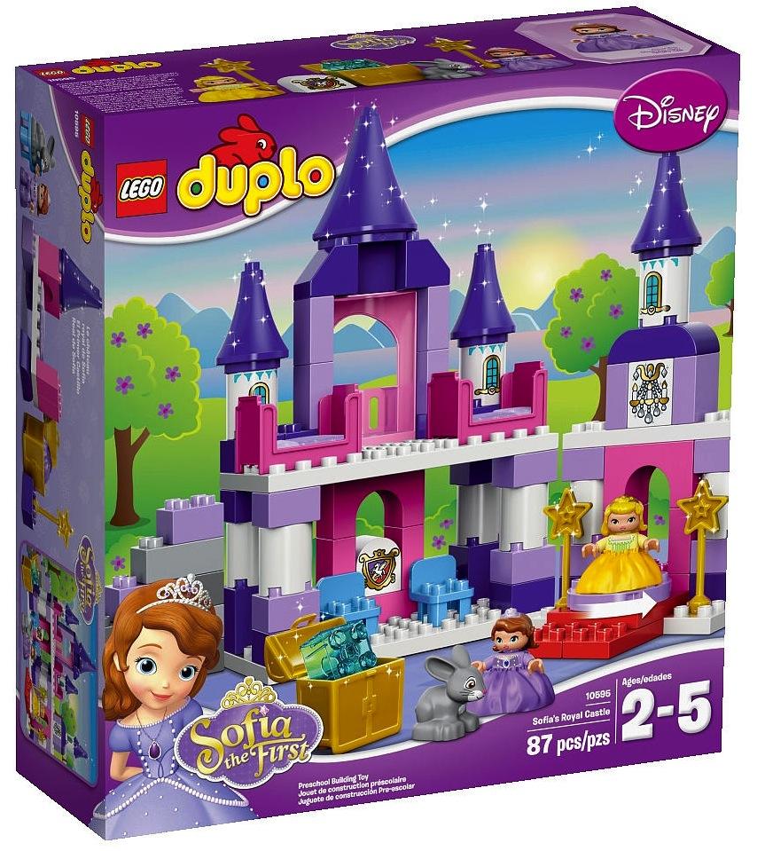 10595 Sofia's Royal Castle