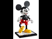 43179 Personnages à construire Mickey Mouse et Minnie Mouse 5