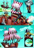 6243 Brickbeards Bounty comic 2