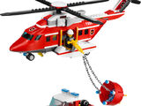 Feuerwehr-Helikopter 7206