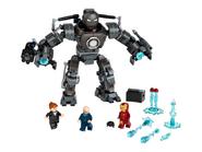 76190 Iron Man La destruction d'Iron Monger