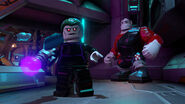 LEGO Batman 3 Le Joker (Batman Beyond) et Bonk