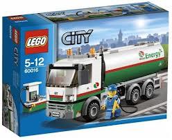 60016 Tanker Truck