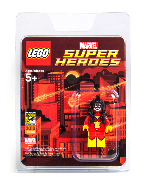 Comic-Con Exclusive Spider-Woman Giveaway
