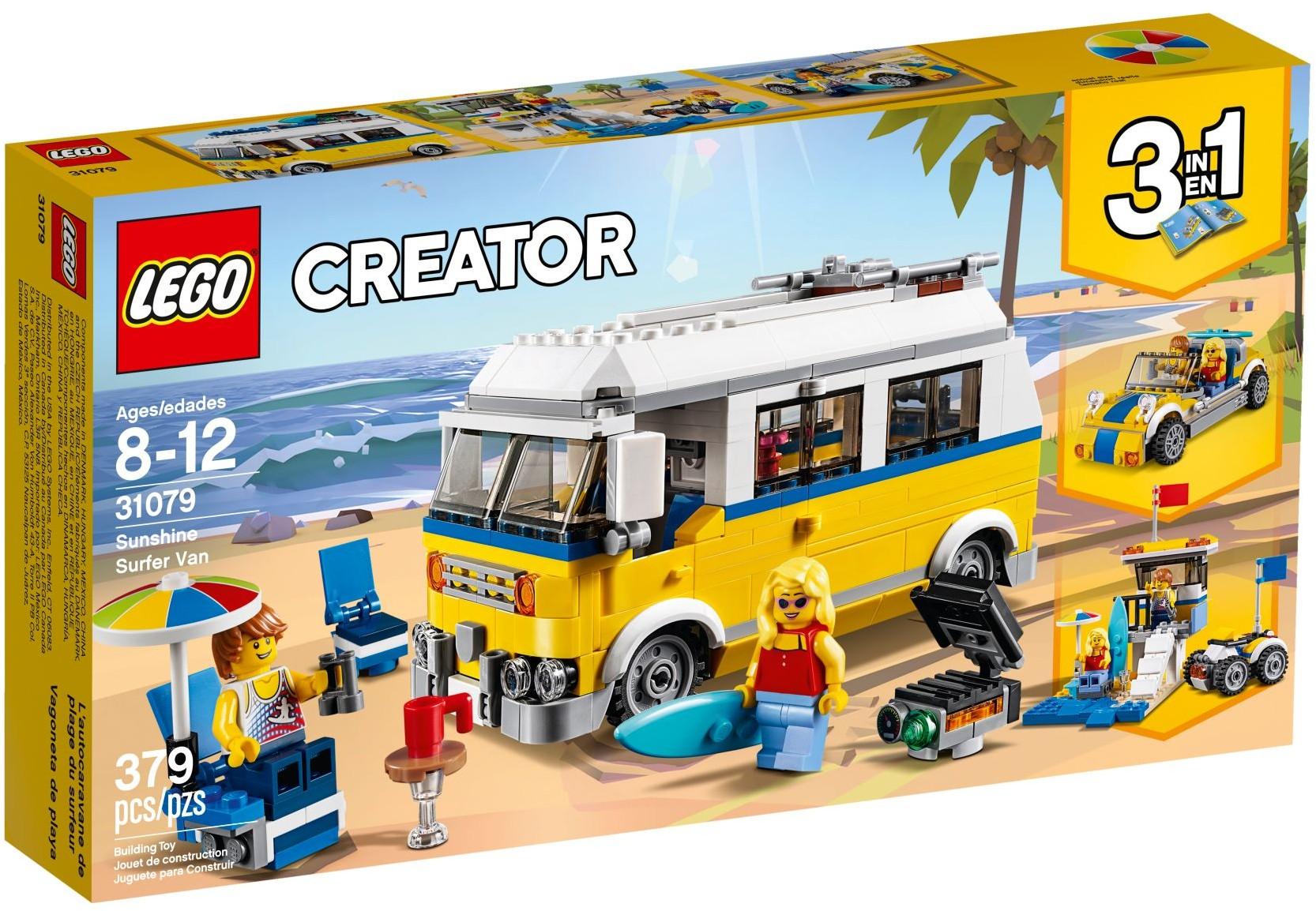 31079 Sunshine Surfer Van