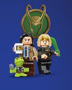 71031 Minifigures Série Marvel Studios 8