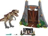 75936 Jurassic Park: la furia del T. rex