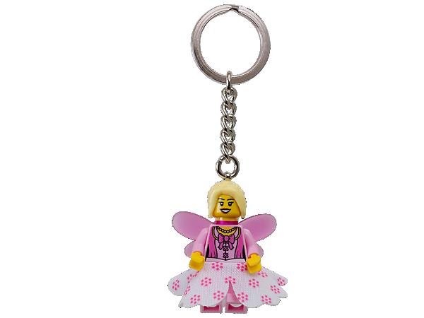 850951 Porte-clés Figurine de fille classique