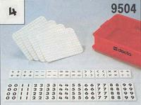 9504 Numbers and Symbols
