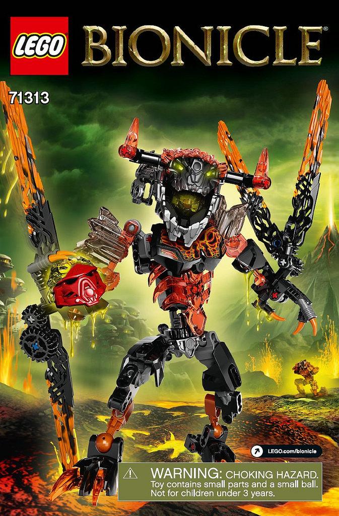 71313 Lava Beast