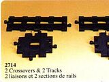 2714 Train Crossings