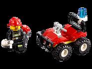 30361 Le quad des pompiers
