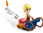 43175 Les aventures d'Anna et Elsa dans un livre de contes 6