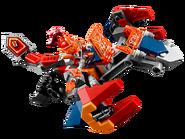 70361 Le dragon-robot de Macy 2