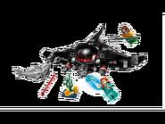 76095 Aquaman et l'attaque de Black Manta 2