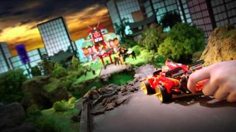 LEGO Ninjago - Ninja Charger 30s TVC
