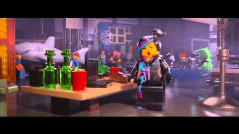 La Grande Aventure LEGO - Dans les coulisses de l'aventure