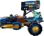 Lego Ninjago Jay Walker One 3