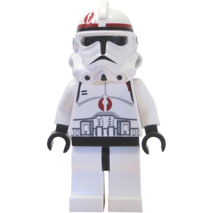 Not Made by Lego 5 RANDOM Star Wars Minifigures Clone Trooper Stormtrooper Lot