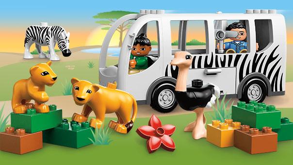 10502 Le bus du zoo