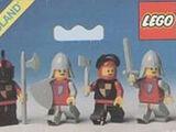 6002 Castle Mini-Figures