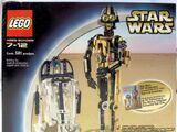 65081 R2-D2 / C-3PO Droid Collectors Set