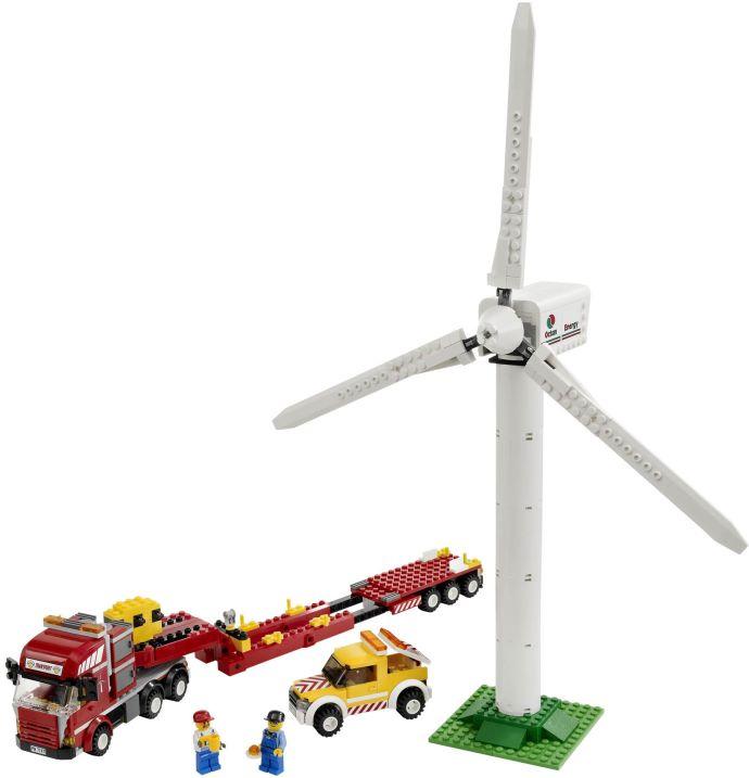 Windturbinen-Transporter 7747