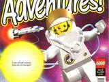 LEGO Adventures! Magazine Issue 8