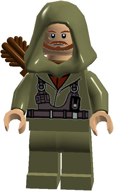Archer (Last Hero)