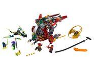 Lego Ninjago Ronin R.E.X. 3