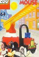 Mickey's Fire Engine