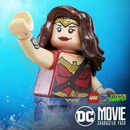 Wonder Woman DCEU Poster