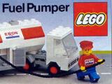 554 Exxon Fuel Tanker