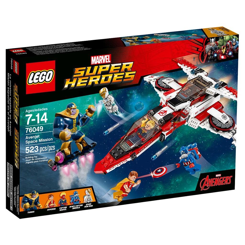 76049 Avenjet Space Mission