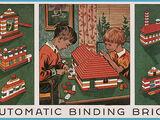 Automatic Binding Brick