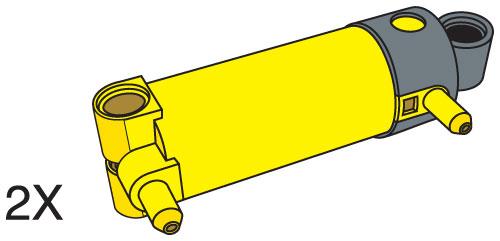 970118 Pneumatic Cylinder