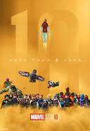 LEGO Marvel Studios 10 Years