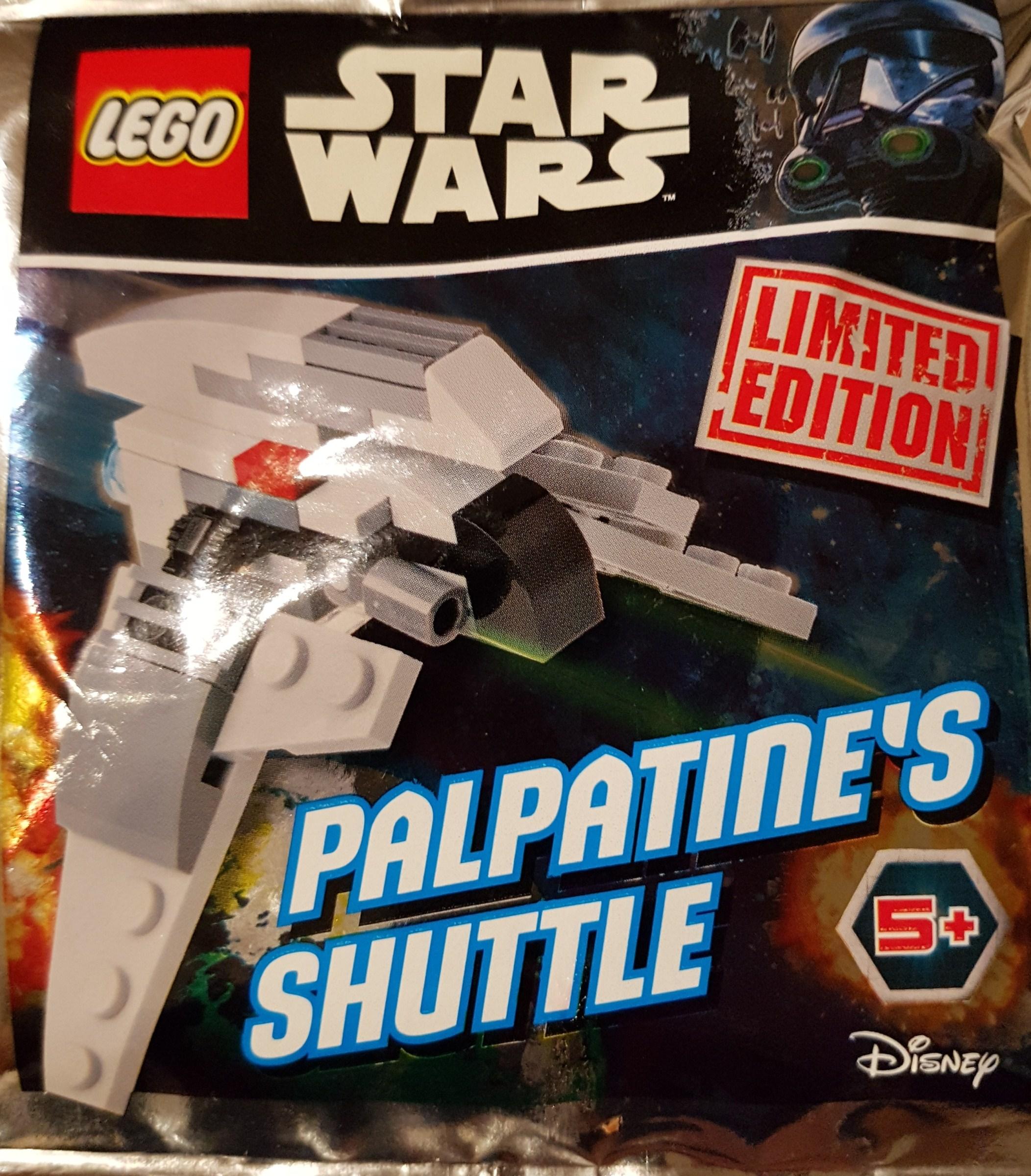 911617 Palpatine's Shuttle