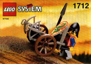1712 Crossbow Cart