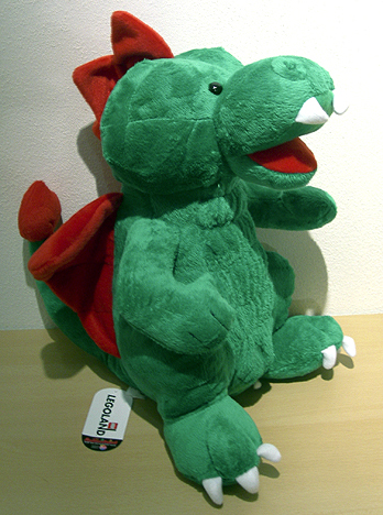 721947 Ollie Dragon Plush