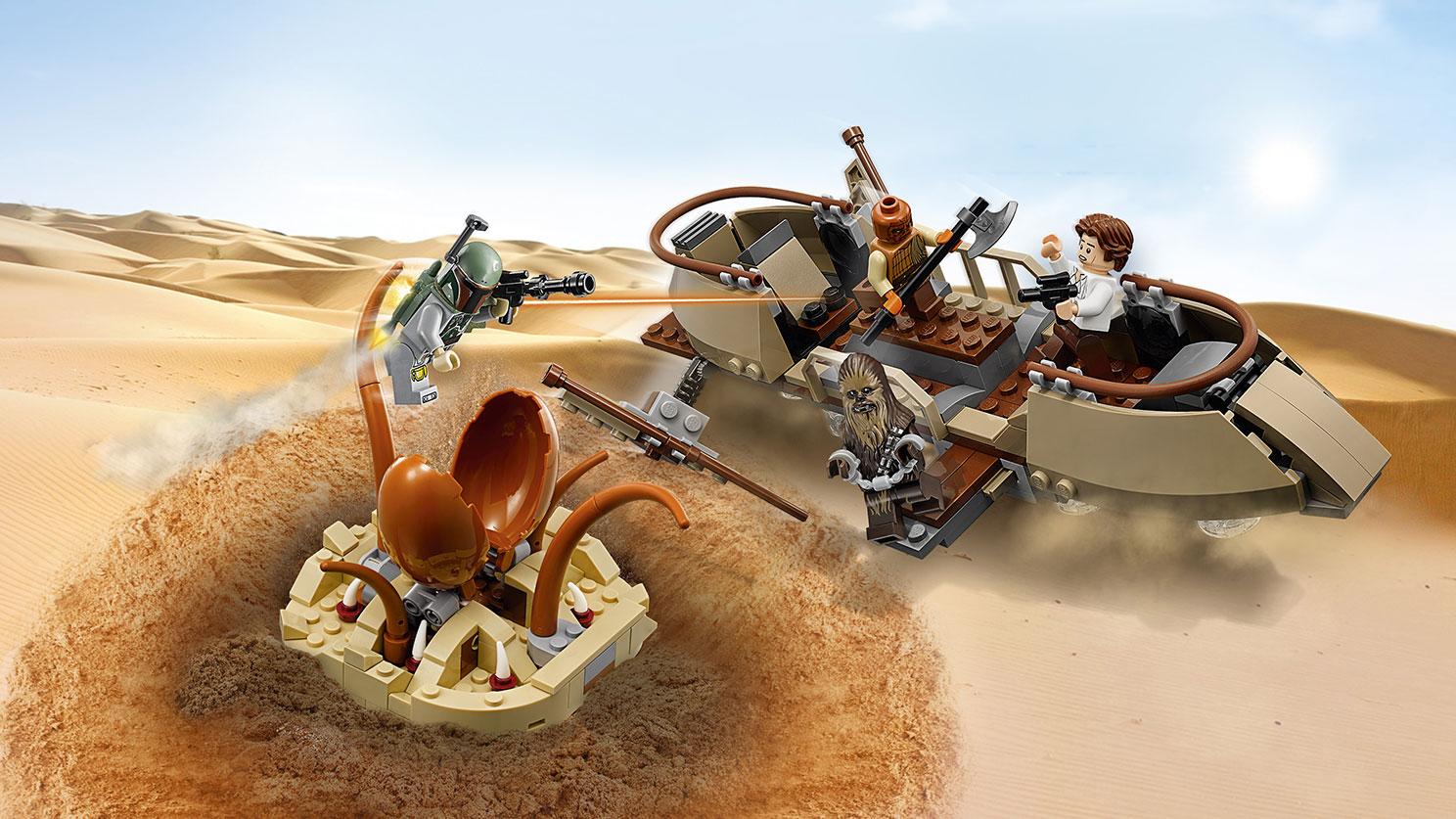 75174 Évasion de Desert Skiff