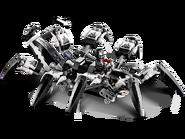76163 Le véhicule araignée de Venom 4