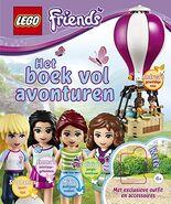 LEGO Friends The Adventure Guide Néerlandais
