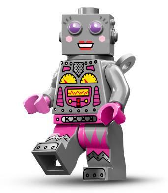 Femme robot