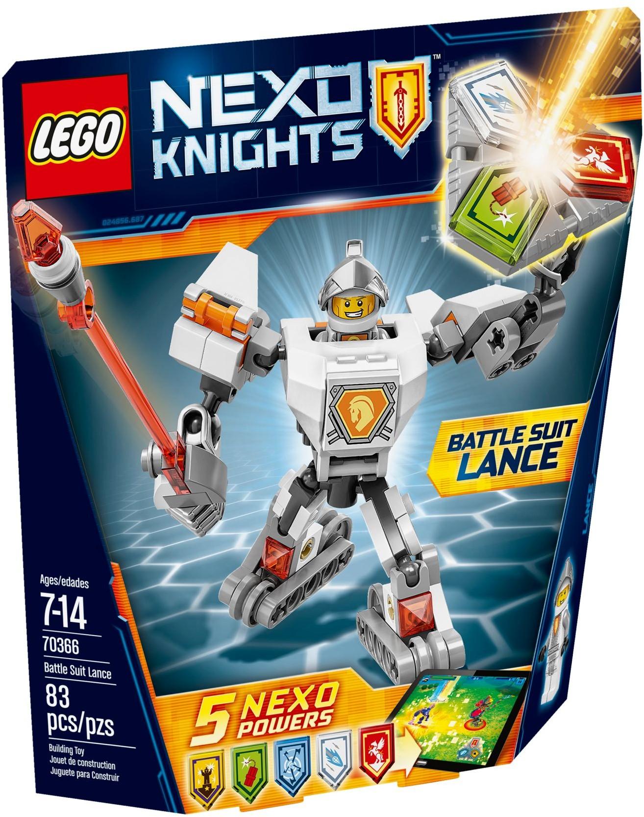 70366 Battle Suit Lance