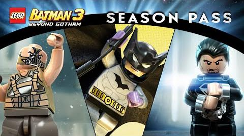 LEGO Batman 3 Season Pass Trailer