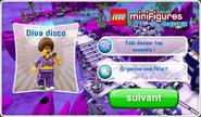 Série 13 Diva disco code
